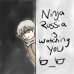Ninja Russia... by Darkfire75