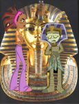 egypt: tutenstein life 10 old 3,000 3,010 years. by boxeggsfish
