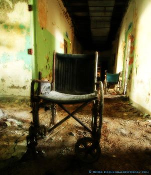 Broadview Wheelchairs by cathedralsofdecay