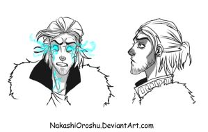 Anders Face dump Practice by NakashiOroshu
