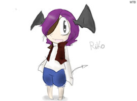 Riko Madora Reference by MyTinyBonsai