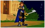 Master Sora, Ready For Adventure by todsen19