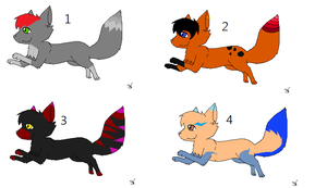 Fox Adopts -OPEN- by PintoFire