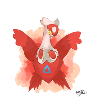 Latias by LizardonEievui13