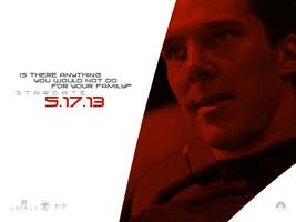 Star Trek Into Darkness - Cumberbatch by P2Pproductions
