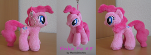 Pinkie Pie #5 by ManlyStitches