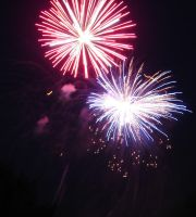 4th of July Pyrotechnics 10 by FantasyStock