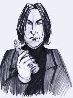 Snape for Hunter by HPID
