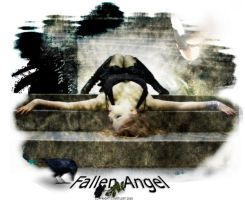 Fallen Angel by svetlost70
