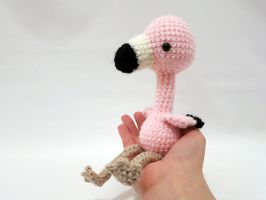 Amigurumi Flamingo 5 by MevvSan