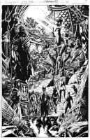 AQUAMAN Issue 11 Page 01 by JoePrado2010