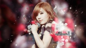 SNSD The Boys Kim Taeyeon by UberzErO