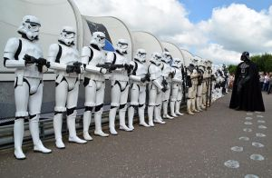 UK Garrison on Parade at the NSC 2014 (8) by masimage
