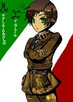 APH I am Italy-Romano by Royal-Guard-Lover