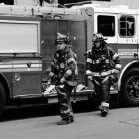 Firefighters by frankworthstopple