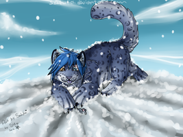 Snow day by Satuka
