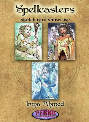 Irma Ahmed Showcase - Spellcasters