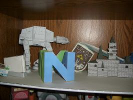 Papercraft Collection 3 by Linkofcamalot