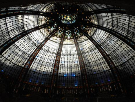 Glass Ceiling by famoustoast