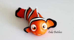 Nemo Caketopper Howto by Naera