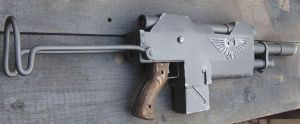 Voss pattern folding stock out by ElysianTrooper