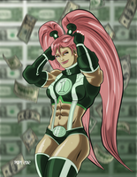 Dollar Fighter tribute by hulkdaddyg