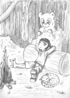 yota in the montain by great-teacher-yota