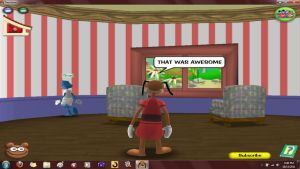Toontown :D by KeevanGoliath