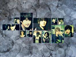 suju collage by AtisutoKihaTakizawa