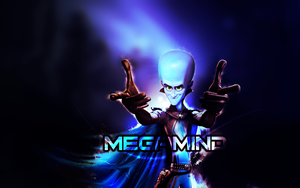 Megamind Wallpaper by RageKG