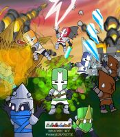 CASTLE CRASHERS FANDOM by Fman101Fritz