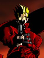 Vash Color - WIP by ChrisHanel