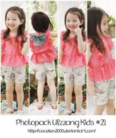 Photopack #21: Ulzzang Kids by CeCeKen2000