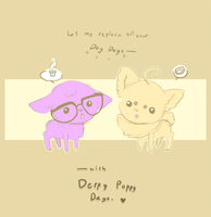.:Derpy Pups:. [Wow gift] by Pieology