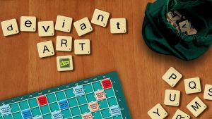 deviantART scrable by twingoss