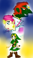 Ocarina of Time by SuperShadyShadow