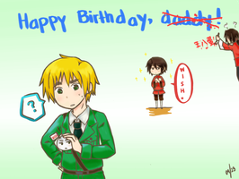 APH-HBD England by koookeees