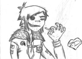 2D Greyscale by PencilPonce