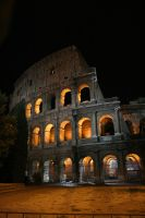 night in Rome by tymateusz