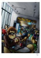 Between Lectures by Kmadden2004