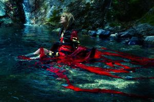 Lamento-BEYOND THE VOID- konoe 1 by azuooooo
