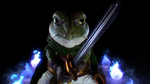 Chrono Trigger Frog by FrogTheme