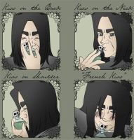 Sexy Kiss Meme feat. Snape by Adrollity