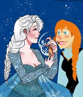 Frozen: Do You Want To Build A Snowman? by Anthenora