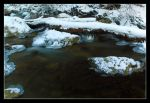 Icy River I by LukasB86