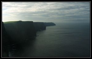 Cliffs of Moher by Bladewing-Flash
