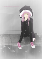 Megurine Luka-Discommunication by GothicRaine1712