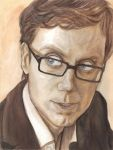 Stephen Merchant by Bonka-chan