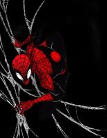 Superior Spider-Man by artesano-mii