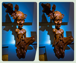 Daetz Museum 3D ::: DRi Cross-Eye Stereoscopy by zour